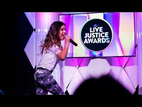 SOPHIA GRACE SINGS - WHY U MAD | Live Performance