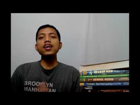 [Video] Tips Membaca 1 Buku dalam 1 Hari