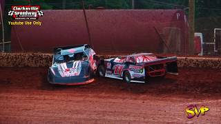 Clarksville Speedway | Crate Late Models | June 26 , 2017