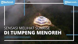 Serunya Berwisata Alam di Tumpeng Menoreh, Tempat Nongkrong di Jogja yang Buka 24 Jam