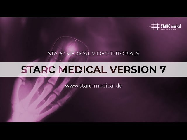 STARC medical Version 7