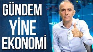 Ekonomik Gerçekler ve Gerçekmiş Gibi Gösterilenler | Emin Çapa İle Gündem | 21.08.2019