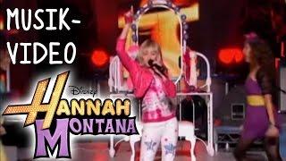 Майли Стюарт, Hannah Montana - Supergirl - Musikvideo