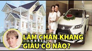 Vợ chồng Lâm Chấn Khang và Kim Jun See Giàu Cở nào?  - TIN GIẢI TRÍ