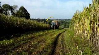 preview picture of video 'Ensilage 2010'