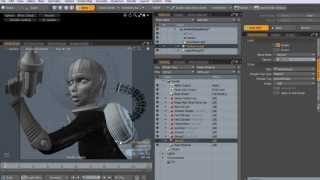 MODO Top Tip: Getting To Know The Shader Tree