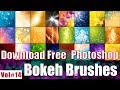 Bokeh Brushes Effect For Photoshop Download Free Vol 14 desimesikho 2018