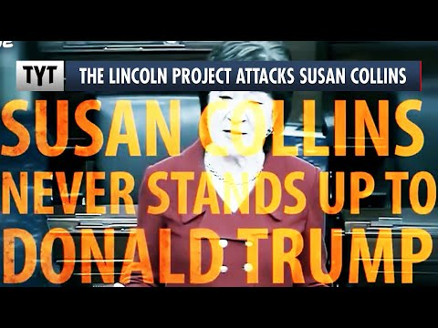 New Ad Annihilates Susan Collins
