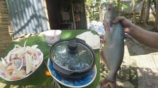 Cá Tra Quanh Lửa Hồng | Cá Tra Tả Pí Lù || Cá Vồ Tả Pí Lù - Món Ăn Nhậu Dân Dã Miền Tây