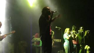 Tarrus Riley live - Reggae Geel 2010 - 6. Africa Await