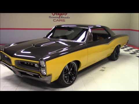 Video of Classic 1966 Pontiac GTO - $62,995.00 - NA8F
