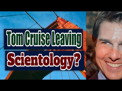Is Tom Cruise Finally Leaving Scientology As Reported?