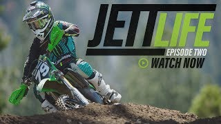 Jett Life Episode #2 - Freestone MX & Mammoth MX