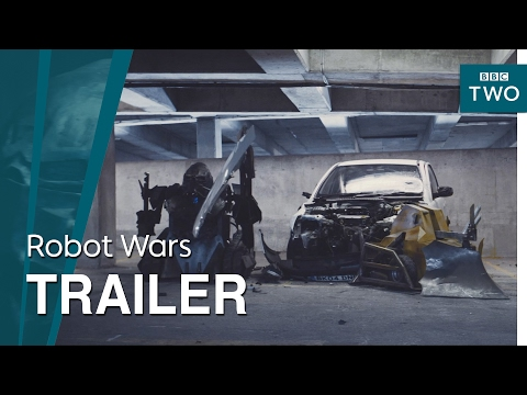 BBC Two Commercial for Robot Wars (2017) (Television Commercial)