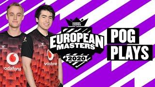 #EUMasters Pog Plays - Summer 2020 Episode 4