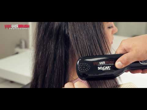 Vapo Hair Brush - Spazzola a vapore Socap