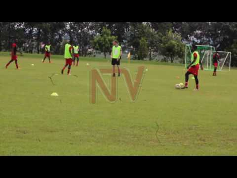 CHAN PREPS: Lukwago looking to work his way back to full fitness