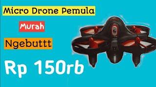Micro Drone untuk pilot pemula