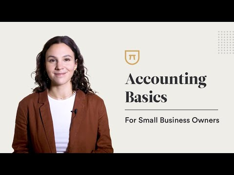 Accounting Basics For Small Business Owners
