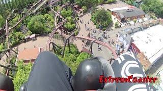 preview picture of video 'Detonator - On Ride - POV - Thorpe Park 2013 - 1080p'