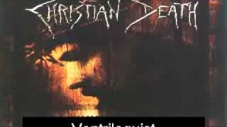 Christian Death - Ventriloquist (G)