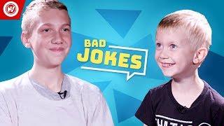 That's Amazing Bad Joke Telling