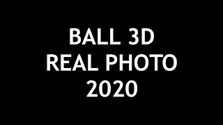 Ball3D - Real Photo - 2020