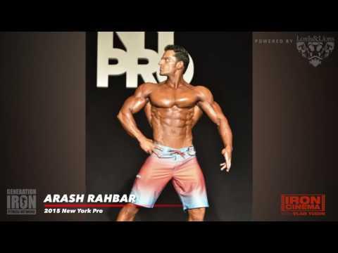 Fame Means Nothing  IFBB Classic Physique Pro ARASH RAHBAR