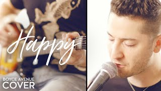 Happy - Pharrell Williams (Despicable Me 2)(Boyce Avenue cover) on Spotify & Apple
