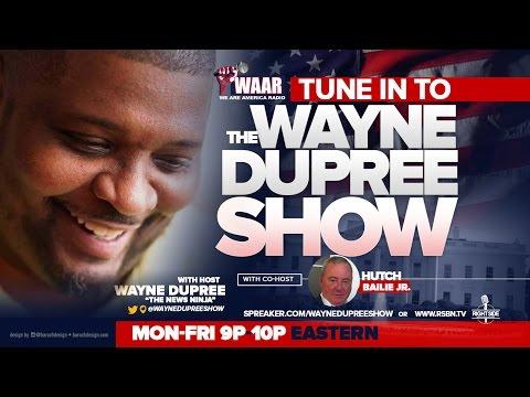 Live: Wayne Dupree Program 4/21/17