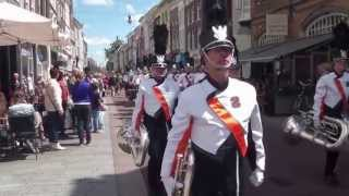 preview picture of video 'Streetparade  taptoe 's Hertogenbosch'