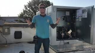Commercial HVAC, Cooling, Air Conditioning Replacement And Installation McKinney And Collin County