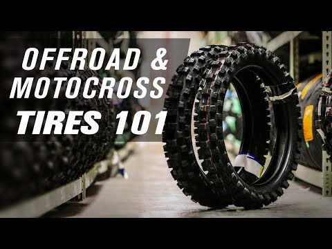 Offroad & Motocross Tire Guide
