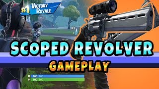 Fortnite New Weapon Video Smotrite