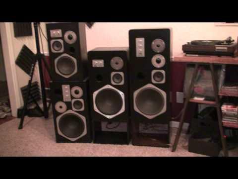 BHWS Pioneer SX-1080 Electronic Demo - смотреть онлайн на