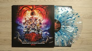 Stranger Things 2 - Soundtrack By Kyle Dixon & Michael Stein -  Vinyl 1