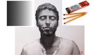 Как правильно точить карандаши и делать штриховку