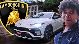 Lamborghini Urus 2018 - Super Car Drive in Chennai - Exclusive