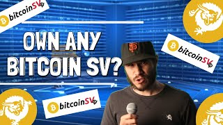 Bitcoin SV: Should you own some?