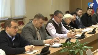 Прошло заседание областного совета по развитию малого и среднего бизнеса