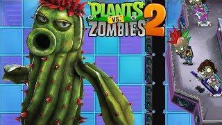 ✔️Đại Chiến Với Ban Nhạc Rock Quái Dị | Plants Vs Zombies 2 | Hoa Quả Nổi Giận 2