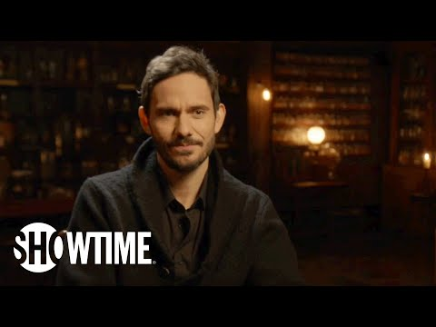 Penny Dreadful | Christian Camargo on Dr. Sweet & Dracula | Season 3