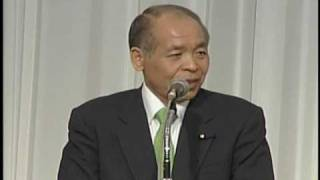新党大地第四回北海道セミナー鈴木宗男1/5