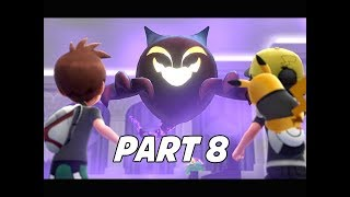 POKEMON LET'S GO PIKACHU & EEVEE Walkthrough Part 8 - Lavender Town