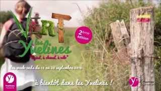 preview picture of video 'Vert les Yvelines, l'évènement randonnée de la rentrée dans les Yvelines'