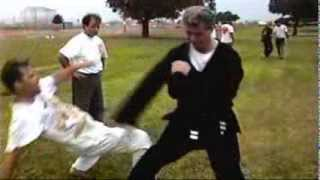 Real Aikido Street Fighting. Real Street Fight & Aikido Skills.
