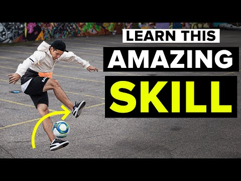 How to do the Crossover 360 | Football skills tutorial
