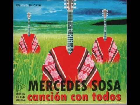 Mercedes Sosa - Si se calla el cantor