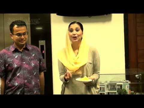 Video Intip Serunya Ayu Azhari Masak Makanan Khas Bangka, Yuk!