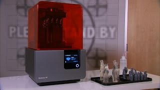 The Formlabs Form 2 is more than an expensive 3D printer